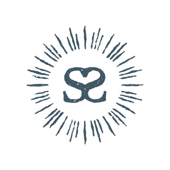 The Supine Studio Circle Logo